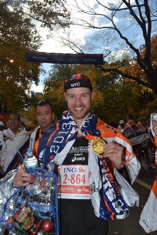 New-York-Marathon-medalj