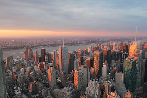 New york blev en riktig mara