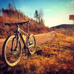Dubbdäck till cykeln