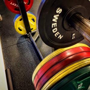 Personlig tränare -gym