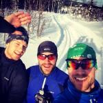 Personlig tränare -skidor